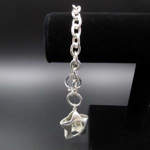 """Jewelry - 9"""" Each Day Is A Gift From God Star Charm Bracelet"""